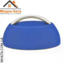 Портативная колонка Bluetooth динамик MY659, 5W, 2000mAh, дистанция-10m, Blue, Corton BOX