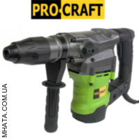 Перфоратор ProCraft BH-2350 SDS MAX Professional бочка (9 джоулей)