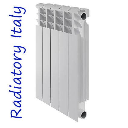 Биметаллический радиатор RadiatoriItaly 500*80 Турция (итальянский бренд)